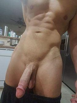Big Dick Gents – ensty1:  bryanhd:  Just hangin out.   damn bro ur… Cock is massive